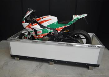 FB20 und FS45 Motorradbox