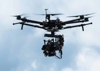 Aerial photography & drones